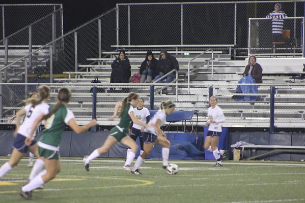 Girls Soccer v. St. Buenaventure 12-5-11