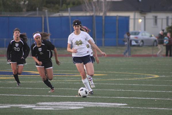 Notre Dame Girls Soccer v FSHS