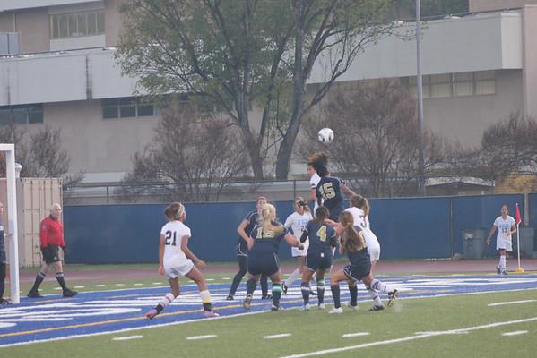 Varsity Girls Soccer v El Camino 12-15-11