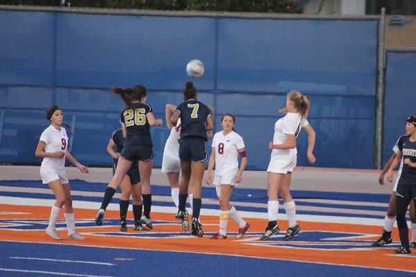 2012-2013 Girl's Soccer