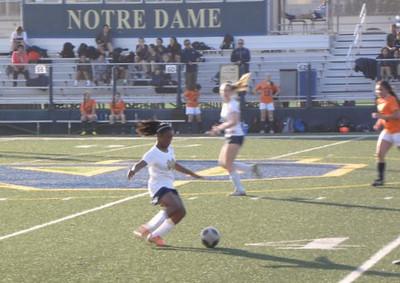 Girls JC Soccer v. Chaminade 1-22-14