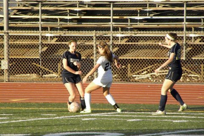 Girls Soccer JV v. El Camino January 8,  2014