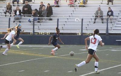 Girls Soccer JV v. Hart December 12, 2013