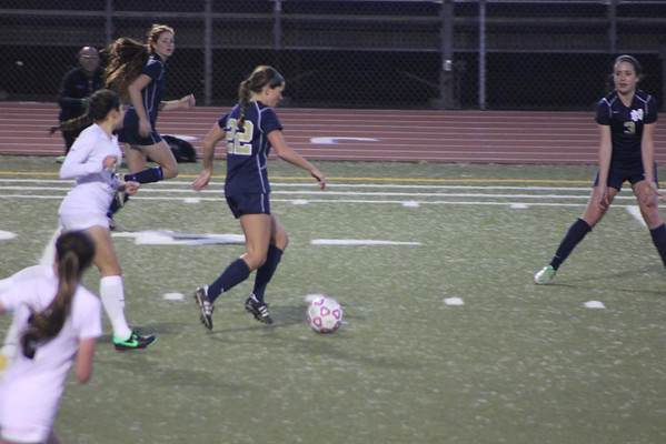 ND Varsity Girls Soccer