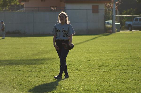 JV Softball v Borroughs 3-12-14