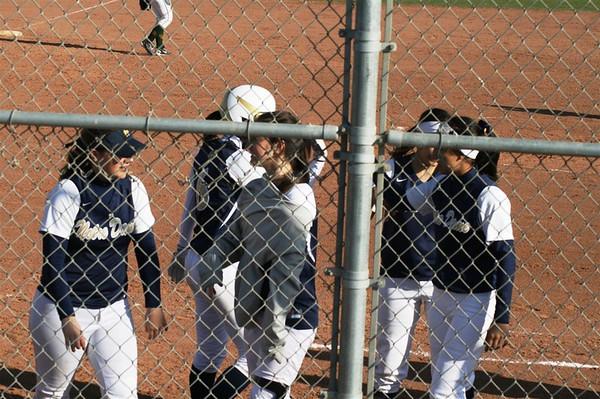 ND Softball @ St. Bonaventure 3-14-12