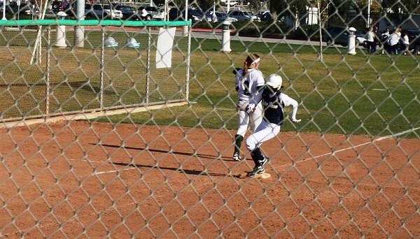 Notre Dame Softball v. St. Bonaventure 3-13-12