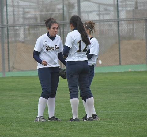 Softball 2011 Season