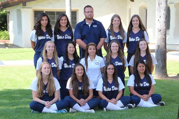 Softball Teams 2013