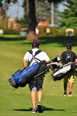 Golf Region Tournament 2011