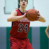 Dylan Buell | dylanphotog@gmail.com | @dylanphotog<br /> Christian Gritton #24 of the Anderson County Bearcats attempts a free throw during the game at Lapsley Cardwell Gym Monday night.