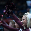 """Dylan Buell   dylanphotog@gmail.com   @dylanphotog<br /> Owen County cheerleaders perform during the All """"A"""" Tournament at the Frankfort Convention Center Thursday."""