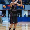 "Dylan Buell | dylanphotog@gmail.com | @dylanphotog<br /> Chad McDonald #5 of the Owen County Rebels attempts a shot during the All ""A"" Tournament at the Frankfort Convention Center Thursday."