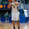 "Dylan Buell | dylanphotog@gmail.com | @dylanphotog<br /> Mikayla Berry #10 of the Owensboro Catholic Aces attempts a shot during the All ""A"" Classic Championship at the Frankfort Convention Center Sunday."