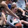 "Dylan Buell | dylanphotog@gmail.com | @dylanphotog<br /> Ellie Mitchell #32 of the Owensboro Catholic Aces battles for a loose ball during the All ""A"" Classic Championship at the Frankfort Convention Center Sunday."