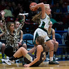 "Dylan Buell | dylanphotog@gmail.com | @dylanphotog<br /> Katelin Maggard #20 of the Owensboro Catholic Aces grabs a loose ball during the All ""A"" Classic Championship at the Frankfort Convention Center Sunday."