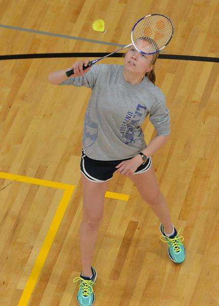 Intramural Badminton 5 10 16