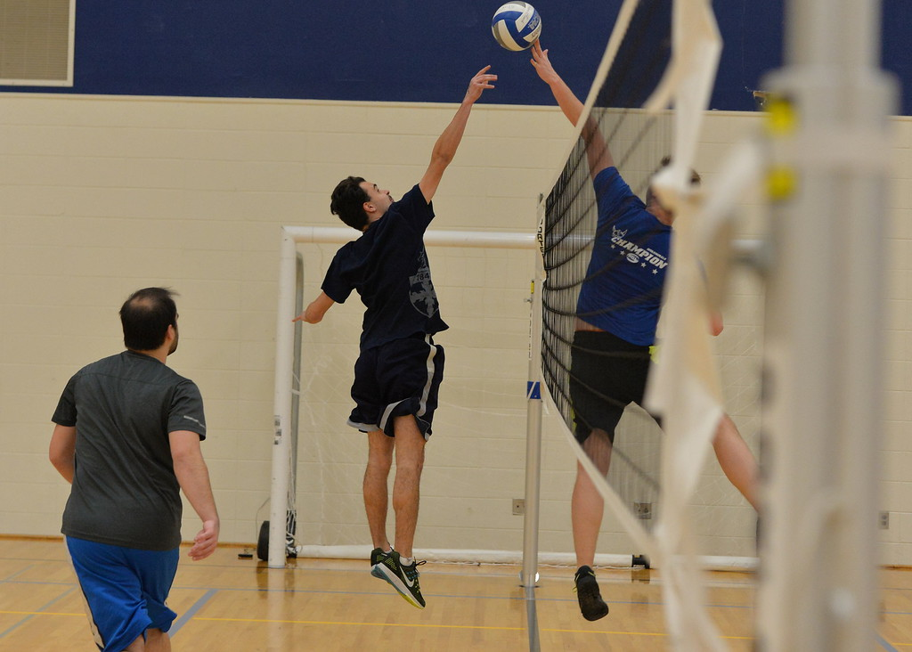 Intramural Volleyball 3 3 16