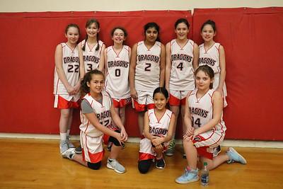 LS 5th Girls Basketball vs Cataldo 2-13-18
