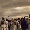 Rainy weather could not dampen the spirit of the 2014 Spring Stomp tradition. The men's lacrosse team defeated Binghamton, 21-7, securing its second-straight undefeated America East season and regular season title. Photographer: Paul Miller