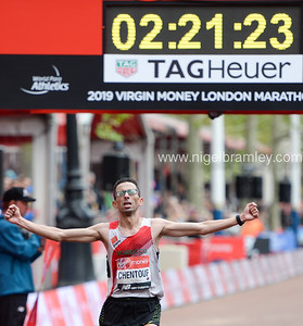 FIL LONDON MARATHON