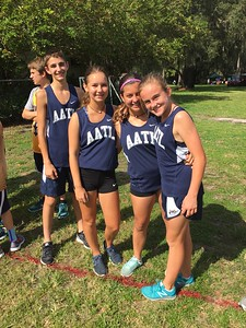 MD Cross Country 2016