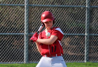 MS Baseball vs Medical Lake 4-25-18