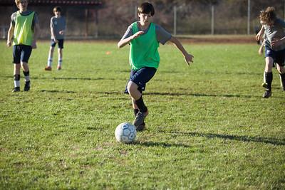 MS Boys' Soccer 2018