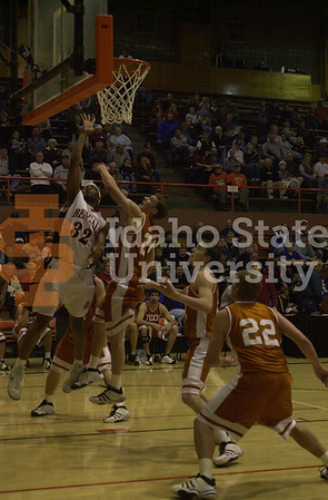 ISU vs Montana Tech 12/1