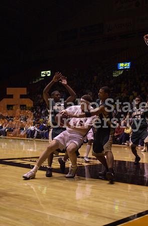 ISU vs Sacramento State 1/11