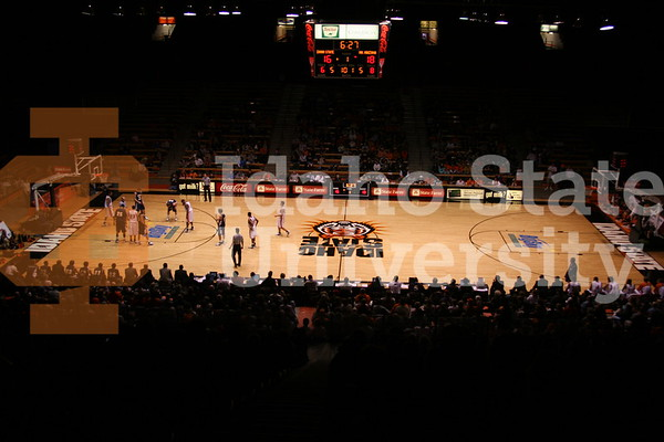 ISU vs Northern Arizona University 1/27