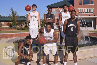 2014-10-21 MBB Sophomore Group Shot