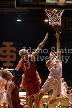 ISU vs S.Utah 1/28