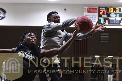 2018-10-16 MBB Late Night Madness -- Scrimmage