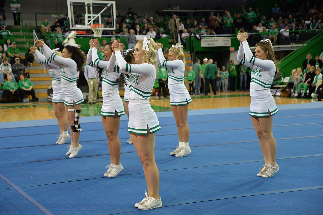 Marshall University; Marshall Basketball; Marshall Men's Basketball; Halftime; Basketball; College Basketball; Herd Hoops; Herd; Marshall University Basketball; Cheerleaders; Marshall University Cheerleaders