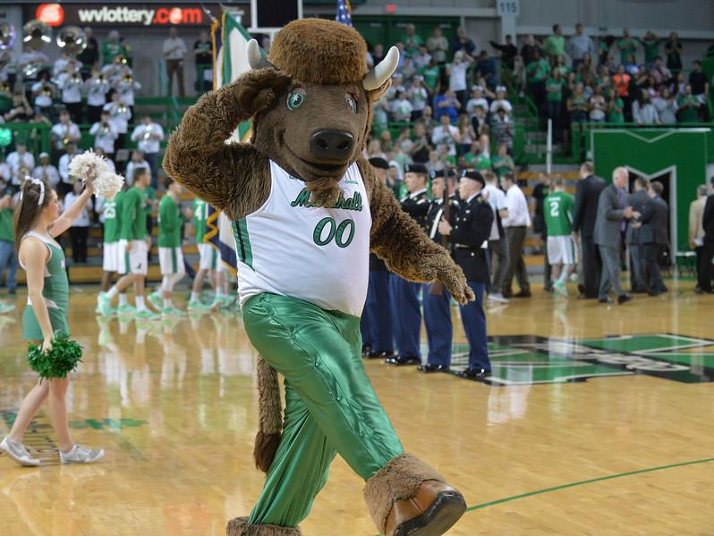 Marshall University; Marshall Basketball; Marshall Men's Basketball; Basketball; College Basketball; Herd Hoops; Herd; Marshall University Basketball; Marco; Marshall University Marco; Mascot Marco