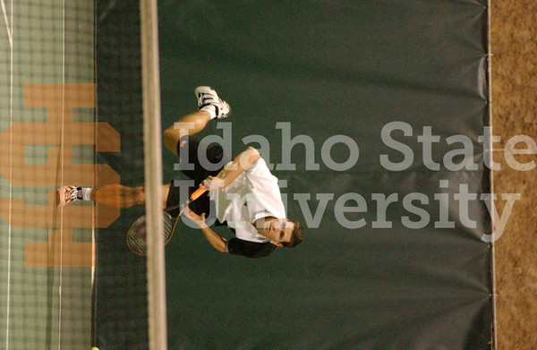 ISU Tennis 02/06