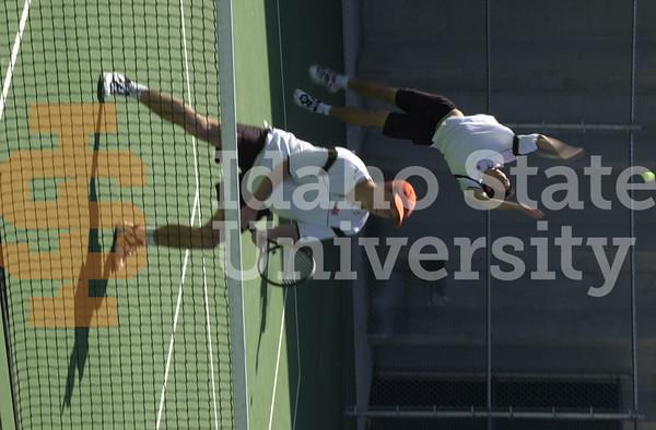 ISU Tennis 04/11