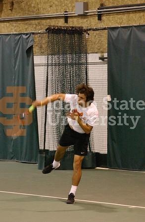 ISU Tennis 04/08