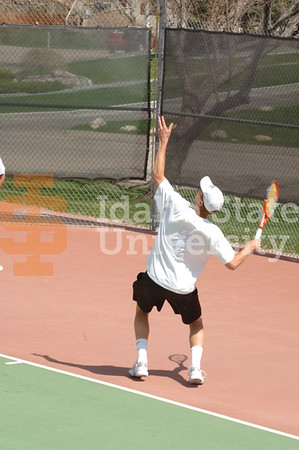 ISU Tennis 04/28
