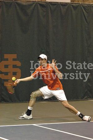 ISU Tennis 04/12