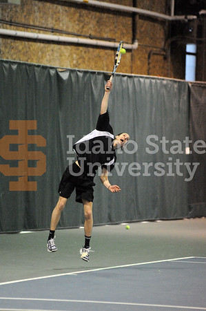 iSU Tennis 01/29