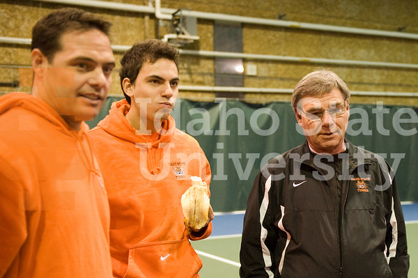 ISU Tennis 01/26