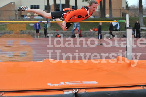 ISU Track and Field 04/09