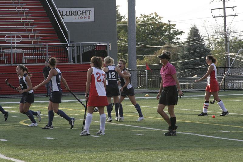 2009 Oct 06 Messiah Field Hockey 473