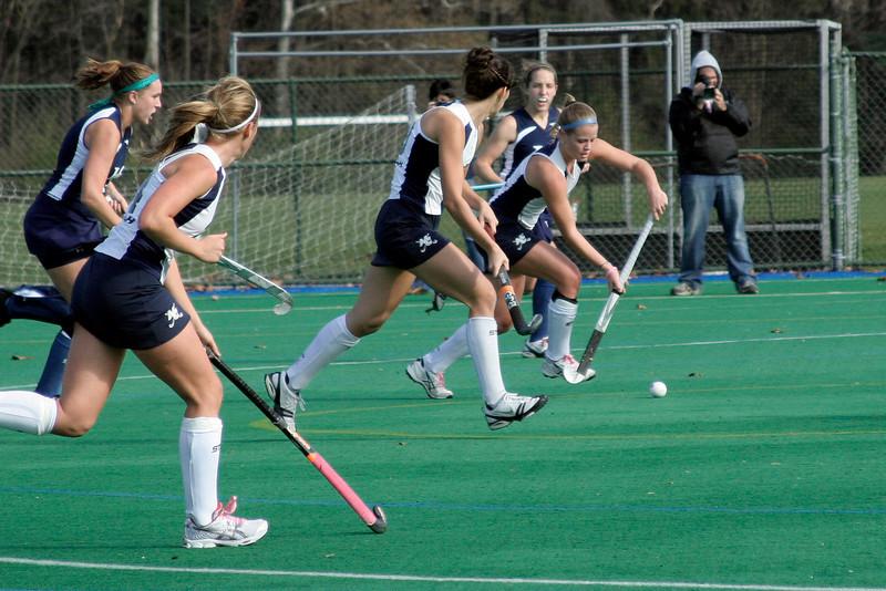 2009 Nov 07 Messiah Field Hockey 035