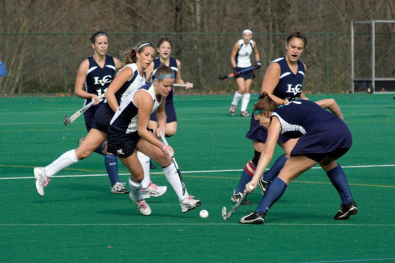 2009 Nov 07 Messiah Field Hockey 002