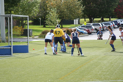 2009 Oct 10 Messiah Field Hockey 366