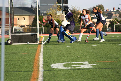 2009 Oct 13 Messiah Field Hockey 365