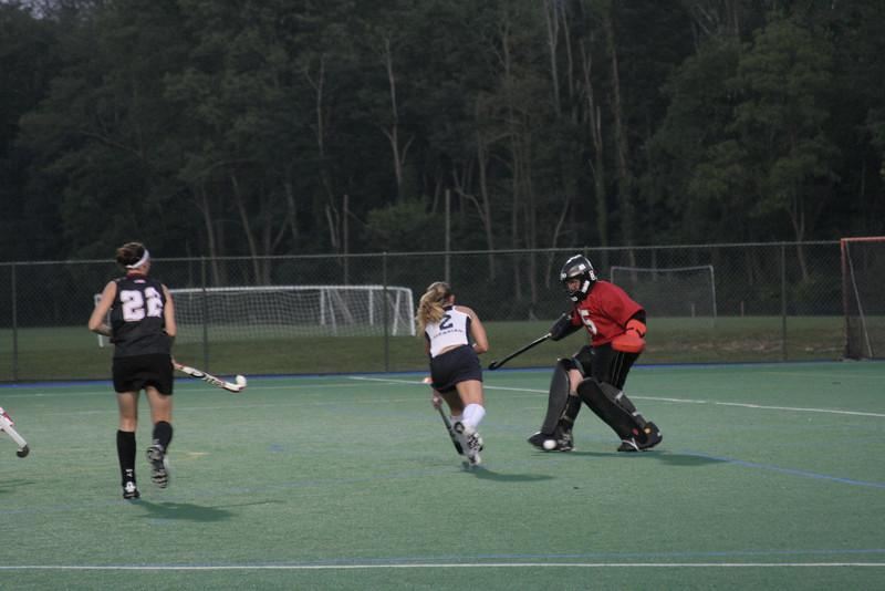 2009 Sep 05 Messiah Field Hockey 080